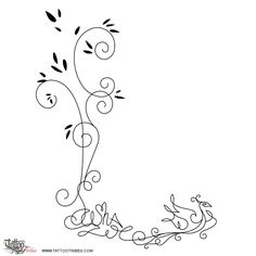 TATTOO TRIBES - Shape your dreams, Tattoos and their meaning - tree, phoenix, sasha, zoe, roots, myrtle, stability, joy, strength, eternal love, rebirth