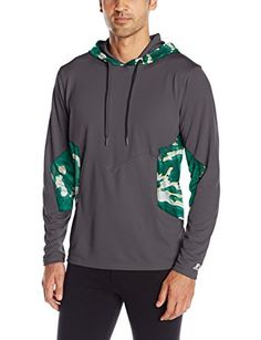 f2321064837a Russell Athletic Men s Camo Lightweight Pullover Hood Review Russell  Athletic