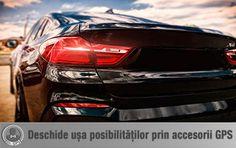 Deschide ușa posibilităților prin accesorii GPS