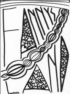 #fanny #dick #blackandwhite #drawing #art #universal #love