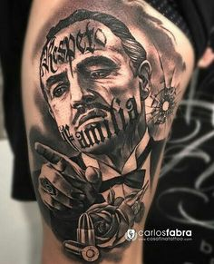 they had a tattoo on the back of hand. Gangster Tattoos, Dope Tattoos, Hand Tattoos, Chicano Tattoos Gangsters, Chicano Tattoos Sleeve, Best Sleeve Tattoos, Body Art Tattoos, Tattoos For Guys, Chicano Style Tattoo