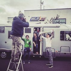 We're sending Aaron & Adam to the Euros! Huge congrats to the lads who won flights match tickets & use of a camper van around France! #LifeAtWLR #WinnerWinnerChickenDinner #Waterford #Euro2016 #COYBIG