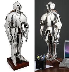 Mini Suit of Armor Inspiration