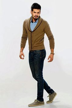 Casual Outfits For Men | Casual Wear Outfits 2013 By Big | New Winter Collection 2013 For Men ...