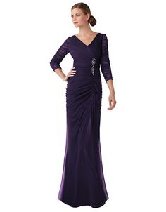 http://1tagdeals.com/fashion/shop/adrianna-papell-long-drape-covered-gown-purple-6/   ADRIANNA PAPELL Long Drape Covered Gown - PURPLE - 6 - Fashion