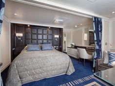 First look: The swanky suites on 'most luxurious cruise ship ever'
