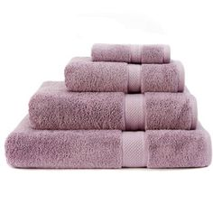 Christy Mauve luxury cotton bath sheet- at Debenhams.com Colour