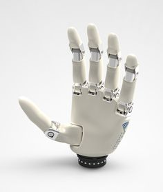 VINCENTevolution2, the next generation of artificial robotic hand for use at service robots and as an multiarticulating handprosthesis, available since 2010.