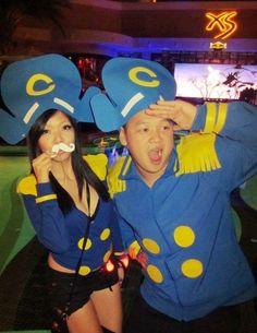 Coolest Cap\'n Crunch DIY Costume | Cap n crunch, Buy costumes and ...