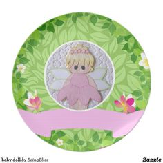 baby doll plates