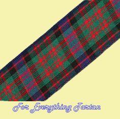 MacDonald Clan Tartan Polyester Ribbon 25mm x 25 metres   foreverythinggenealogy.openstores.com.au