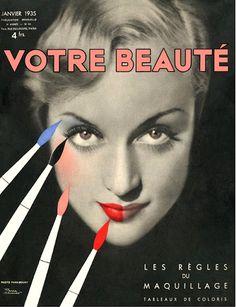 1930's #colour palette