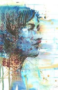 by Carne Griffiths.