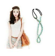 Free shipping~News fashion women  hairbands,  velvet ribbon headband ,hair band   12 pcs/lot $25.00