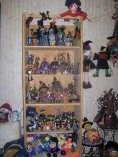 colección de Brujas