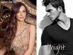 Knight (Unfinished Hero #1) by Kristen Ashley ✰✰✰✰✰  Review: http://smittensbookblog.wordpress.com/2013/06/22/knight-unfinished-hero-1-by-kristen-ashley-✰✰✰✰✰/