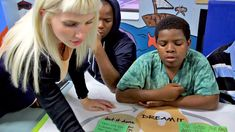 At People Serving People, a homeless shelter in Minneapolis, local design firms and educators work together to show kids how design thinking can help them make a difference in their neighborhoods