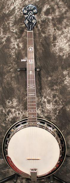 Morgan Monroe MNB-2 Rocky Top 5 String Banjo