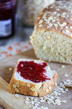 oatmeal bread-add nuts to make Breadsmith's granola bread?