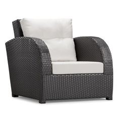 Cumberland Outdoor Club Chair Espresso for $858 #ClubChairs #OutdoorFurniture