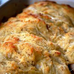 Parmesan Chicken Bake