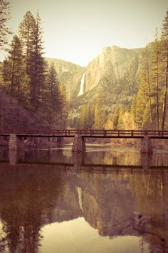 Bridge at Yosemite  (rePinned 090113TLK)