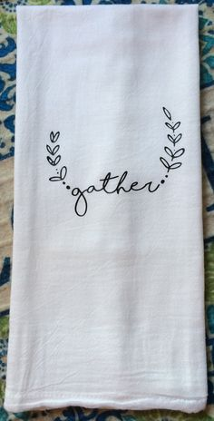 Make a statement with this sassy design on tea towels, aprons, and ...