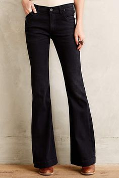 Citizens of Humanity Hutton Flare Jeans - anthropologie.com