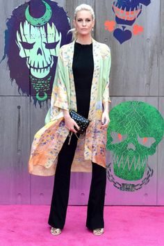 The Statement-Making Looks You Missed From Suicide Squad's European Premiere