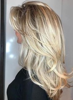 Cute Layered Haircuts and Hairstyles in 2018