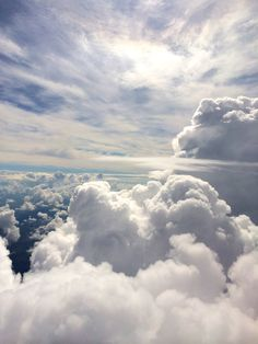 Up in the clouds again