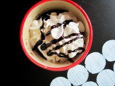Chocolate Hazelnut Mug Cake | Skinny Muffin