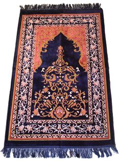 These Beautifully Made Turkish Prayer Rugs Have Designs Dating Back To The Century Small And Portable They Provide A Clean Isolated Platform For