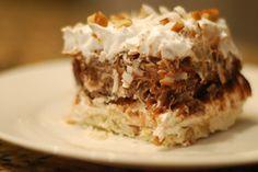 Amish Recipe - Mississippi Mud Pie