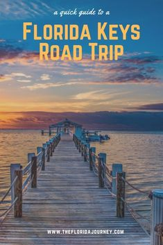 Florida Keys Road Trip Vacation:  16 Amazing Things to See, Eat and Do Between Key Largo and Key West – The Florida Journey