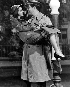 "683 Likes, 8 Comments - Cine Nostalgia (@cinenostalgia) on Instagram: ""Vivien Leigh and Robert Taylor in ""Waterloo Bridge"" (Dir. Mervyn LeRoy, 1940). . Synopsis (IMDb):…"""