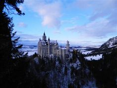 Neuschwanstein Castle, Loved it! also the Chitty Chitty Bang Bang Castle!