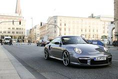 Porsche 991 - Techart