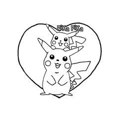 Coloriage Pokemon Mignon a Imprimer Gratuit