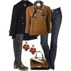 Boots For Fall, created by jcmp on Polyvore