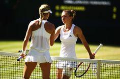 WTA Birmingham: Simona Halep Wants the Title, Eugenie Bouchard a Win!
