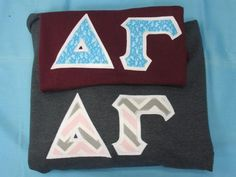Come see our wide selection of custom merchandise & accessories for Delta Gamma. Save on Delta Gamma merchandise with our quantity discounts! Delta Gamma, Custom Greek Apparel, Sorority Outfits, Greek Clothing, Bid Day, Drink Sleeves, Screen Printing, Cute, Big