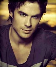 Ian Joseph Somerhalder was born December 8, 1978. He is an American actor and model, best known for playing Boone Carlyle in the TV drama Lost and Damon Salvatore in the TV drama The Vampire Diaries.