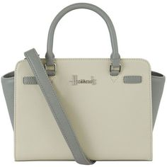 Harrods Novello Mini Two Tone Cross Body Bag 40 Liked On