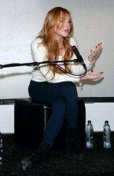 Celeb Diary: Lindsay Lohan attending her first Sundance Film Festival Sundance Film Festival, Lindsay Lohan, Celebs, Celebrities, Digital Marketing, Cloud, Women, Fashion, Moda