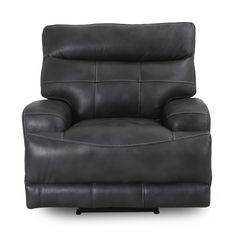 Slate Grey Power Recliner with Power Headrest Bernie u0026 phyls  sc 1 st  Pinterest & Grey reclining sectional from Michaelu0027s | House ideas | Pinterest ... islam-shia.org