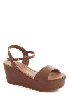 Simple Joys Sandal, #ModCloth