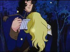 Lady Oscar - La dichiarazione d'amore ad Andrè (Episodio 37) - Guardalo