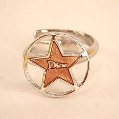 Authentic Christian Dior  Ring [Used] - http://designerjewelrygalleria.com/christian-dior/authentic-christian-dior-ring-used/