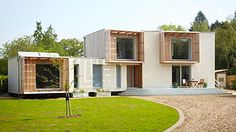 Hello Future House <3 Grand designs Architecture